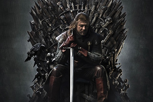 Poster di Game of Thrones - particolare