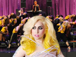 Glee & Lady GaGa