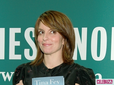 Tina Fey Barnes and Nobles