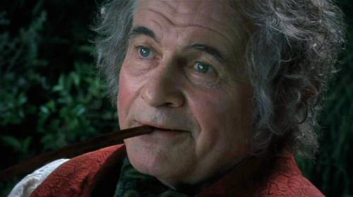 Bilbo Baggins Holm