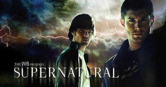 Logo Supernatural