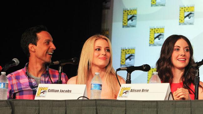 Community cast - Comic-Con 2012