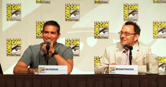 Person of Interest - Comic -Con 2012