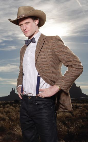 Matt Smith cowboy