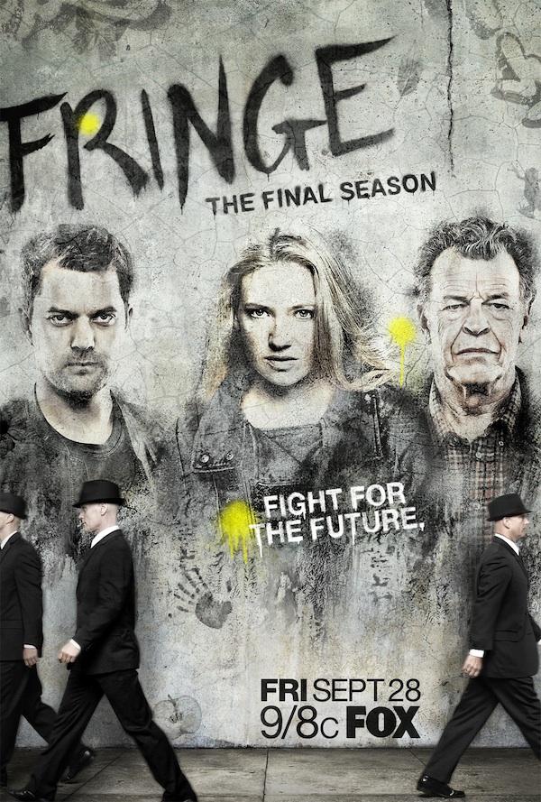 fringe season5 poster