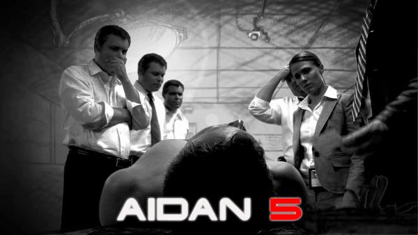 Aidan 5 - Copertina