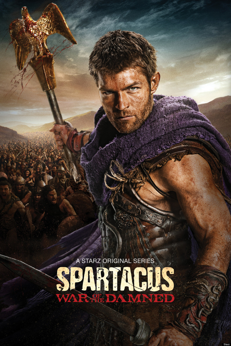 Spartacus - War of the Damned
