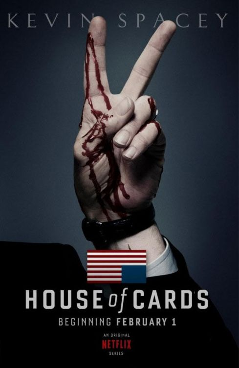 House of Cards - poster