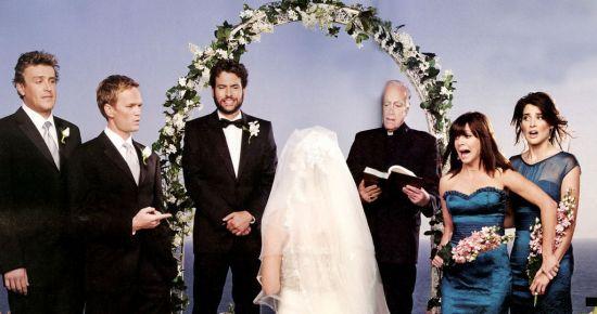 How i met your mother wedding