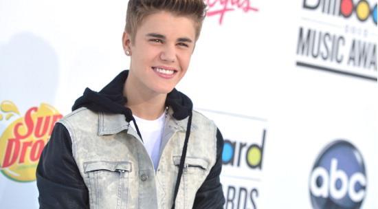 Justin Bieber in TV