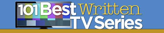 101 best written tv series
