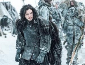 Jon Snow in mezzo ai Wildlings