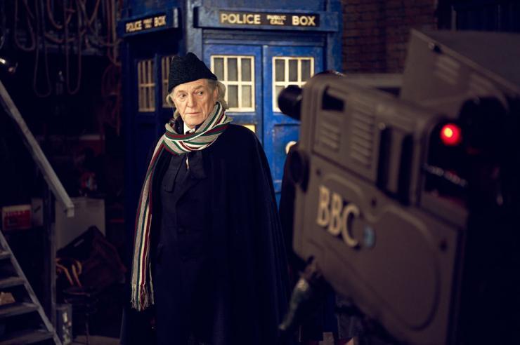 BBC Doctor Who Bradley