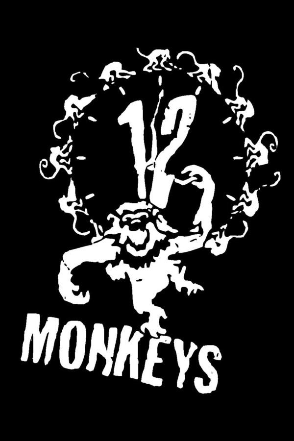 L'esercito delle 12 scimmie (logo)