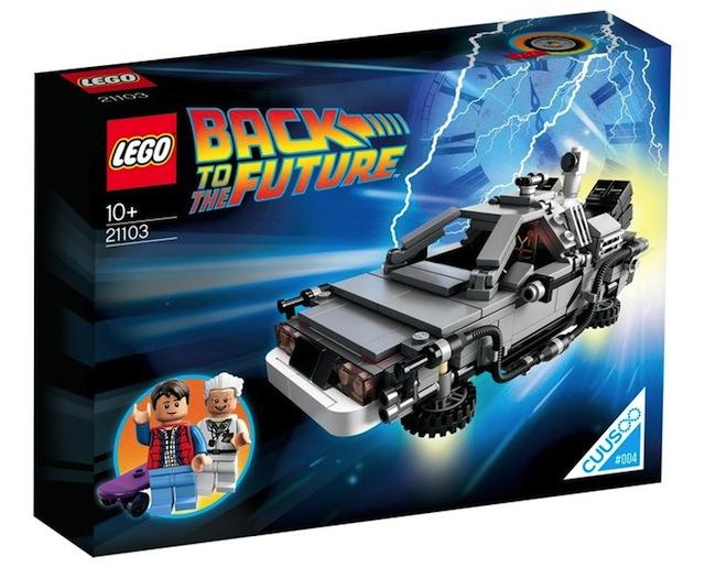 Ritorno al futuro Lego