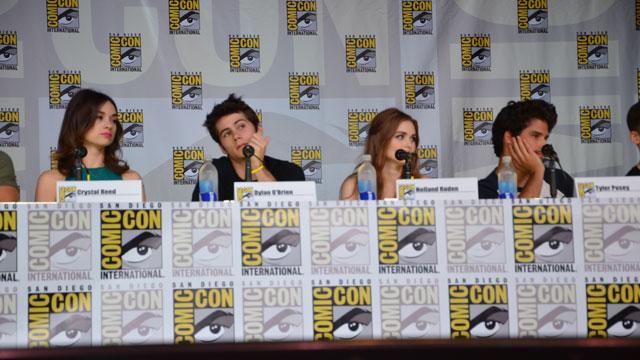 Teen Wolf Comic Con 2013