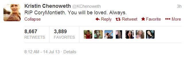 twitter chenoweth