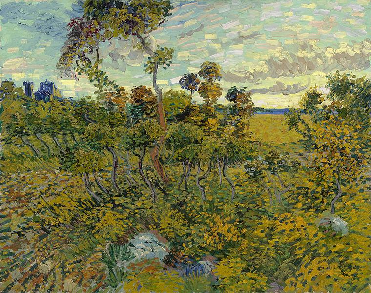 Sunset_at_Montmajour_1888_Van_Gogh
