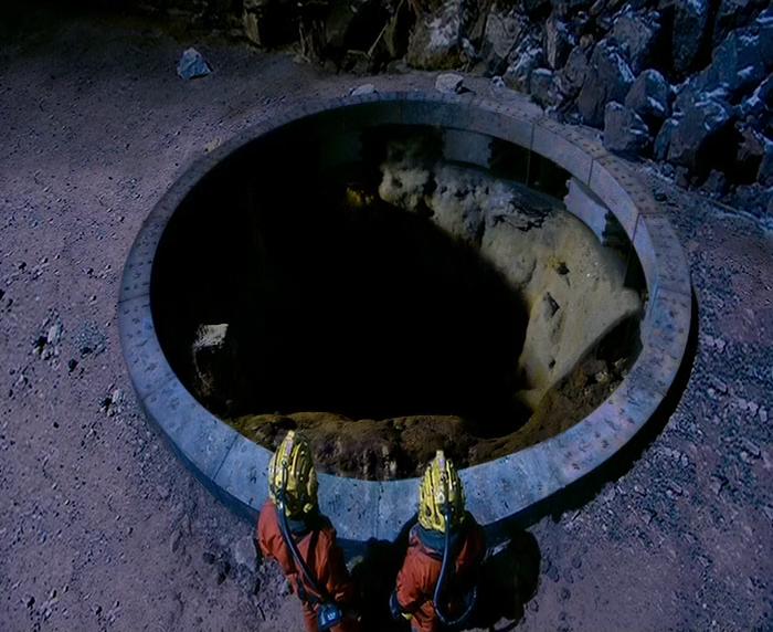 Doctor Who Satan Pit