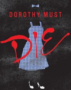 Copertina di Dorothy must die: in uscita negli USA il 01/04/2014