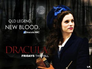 Dracula promotional wallpaper
