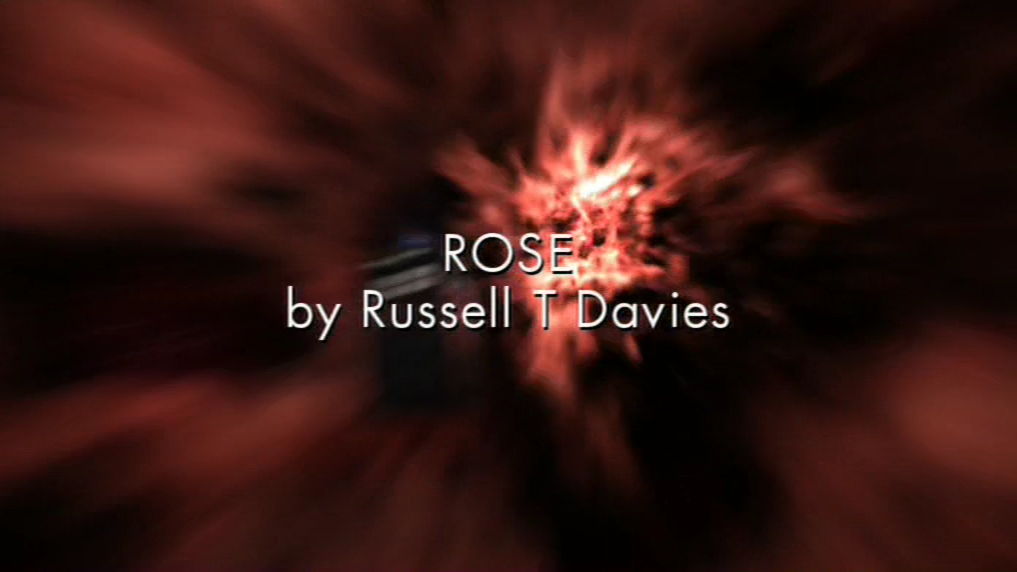 Rose Title Card