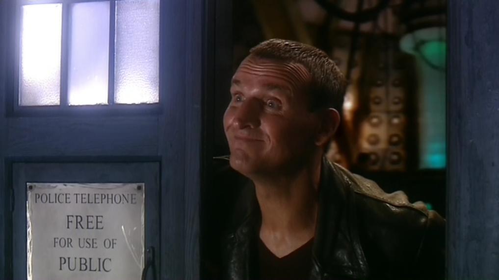 Doctor TARDIS Nine