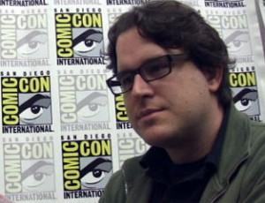 Chris Fedak al Comic Con