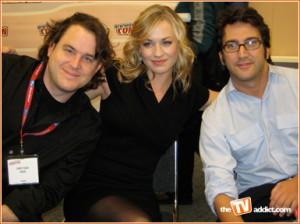 Chuck: Fedak - Yvonne - Josh