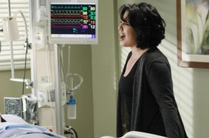 Callie in Musical Grey's Anatomy