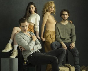 cast Hemlock grove