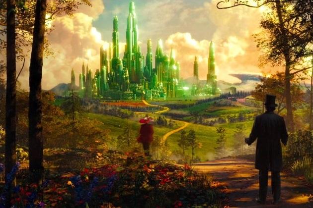 Il meraviglioso mondo di Oz