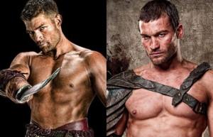 Spartacus: Liam vs Andy