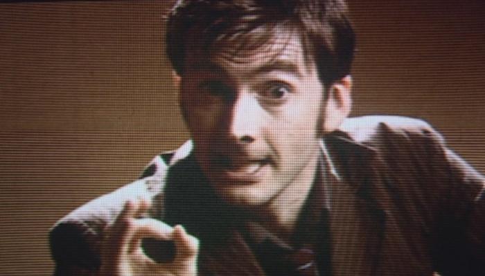 Don't blink: questo è l'avvertimento del Dottore.
