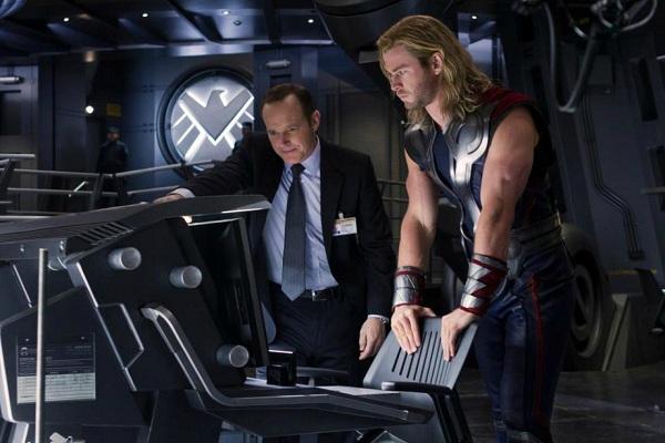Thor e Coulson