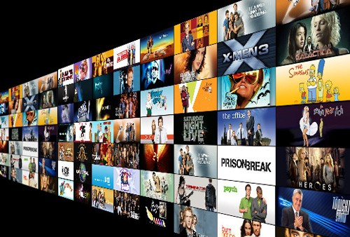 tv shows banner