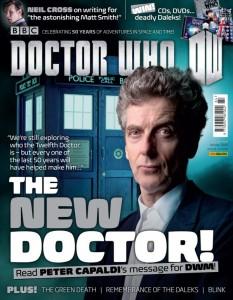 Peter Capaldi - cover