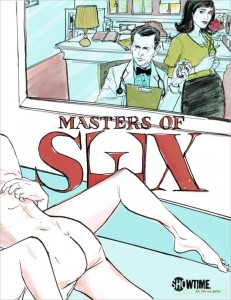 master of sex poster