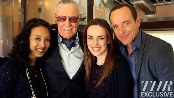 Stan Lee - Agents of SHIELD