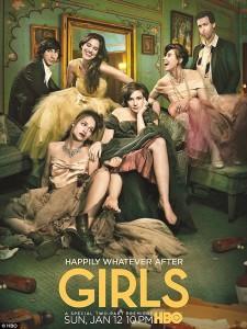 Girls Poster season 3