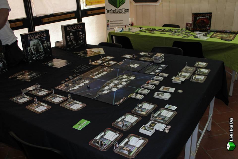 BSG Board game Galacticon VI b