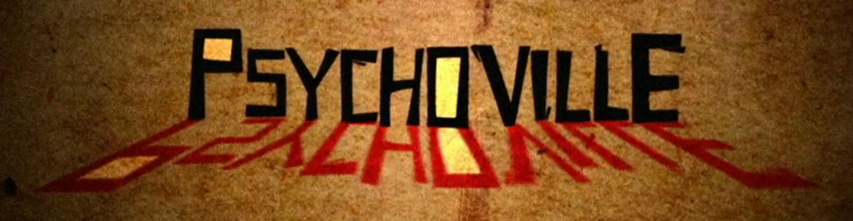 Psychoville - logo