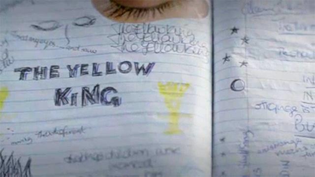 Il Re in Giallo, a grandi lettere nel diario di Dora Lange