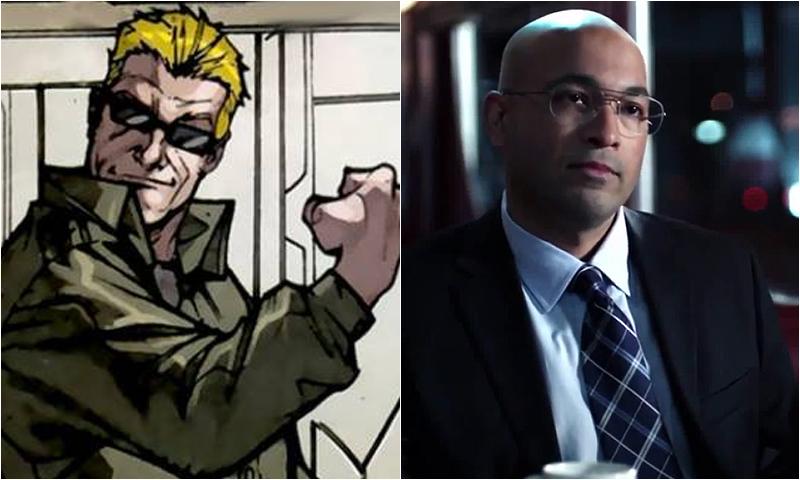 Jasper Sitwell prima e dopo il trattamento anticaduta delle Stark Industries