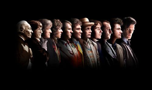 Doctor Who - 12 Dottori