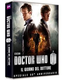 Il giorno del Dottore DVD