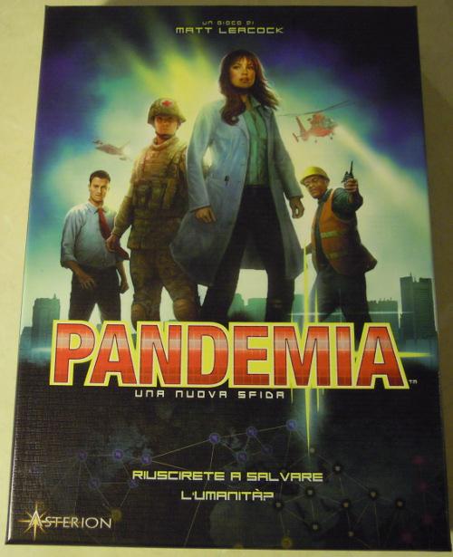 Pandemia scatola