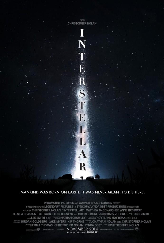Interstellar - locandina