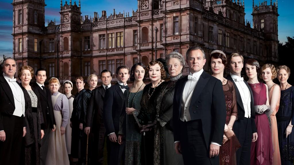 Downton Abbey cast completo