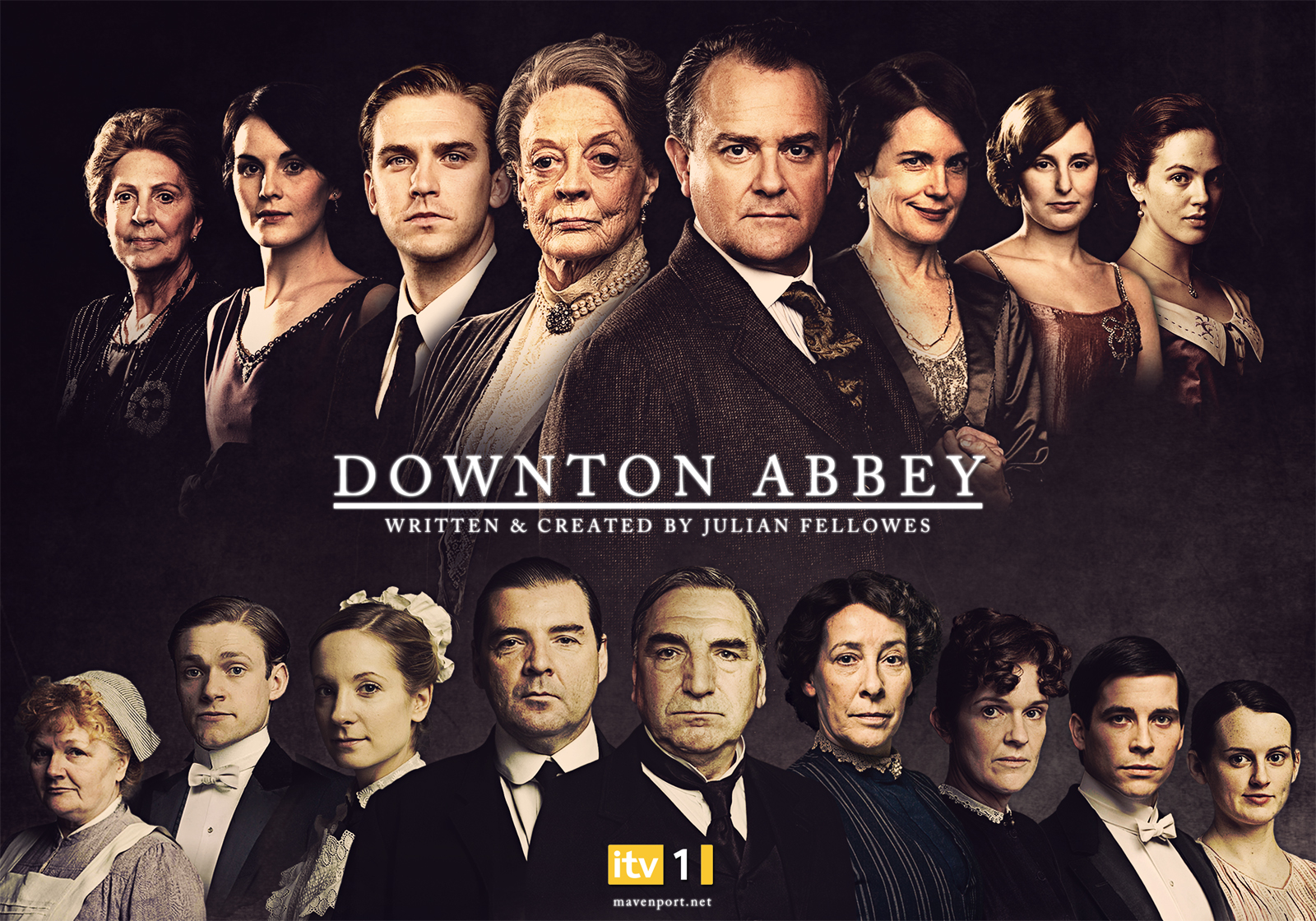 Downton-Abbey-poster